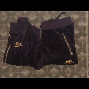 Women's Nike Sweatsuit